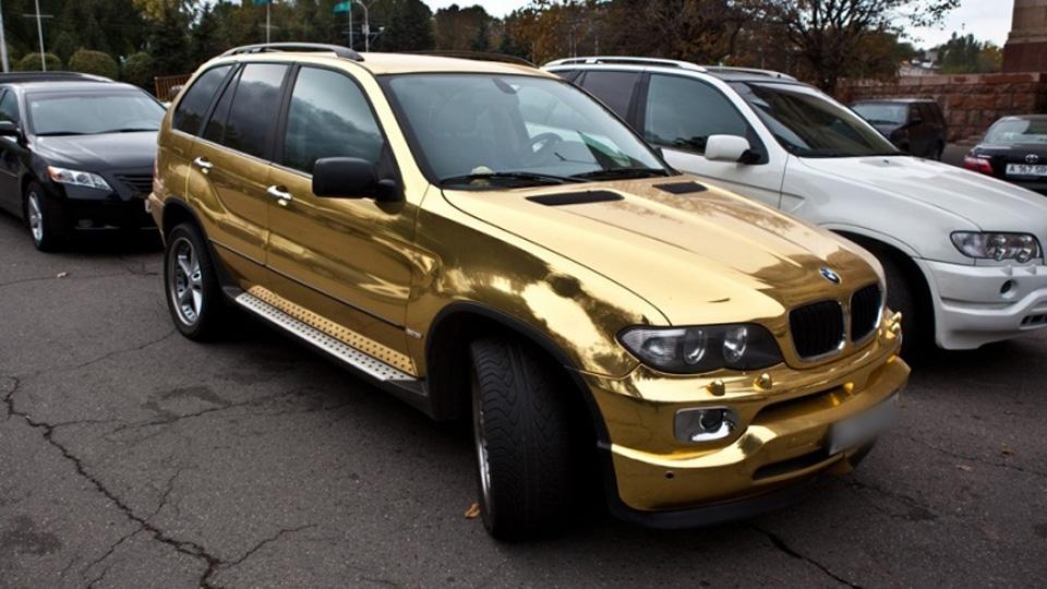 Bmw X5 Bmw X5 Gold